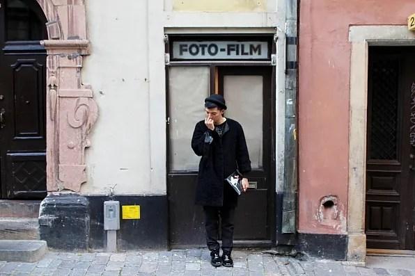 Foto-Film at Gamla Stan Stockholm