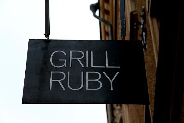 Grill Ruby Gamla Stan Stockholm