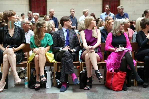 Hamish Bowles at Copenhagen Fashion Week