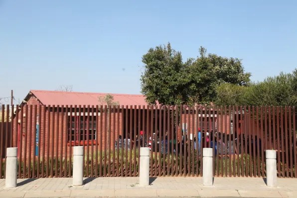 Nelson Mandela's House in 8115 Villakazi Street, Soweto