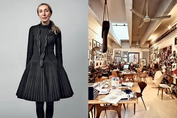 New York Magazine Fall 2011 Fashion Issue - Carla Sozzani