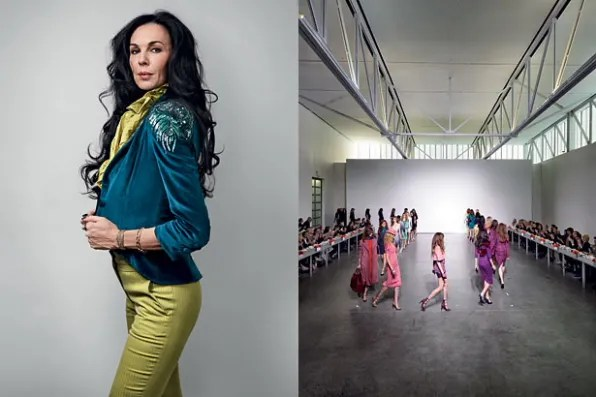 New York Magazine Fall 2011 Fashion Issue - L'Wren Scott