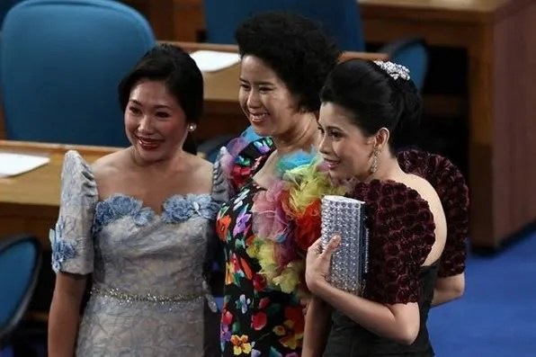 SONA 2011 Guests