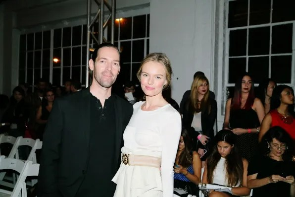 Kate Bosworth at Altuzarra spring/summer 2013 fashion show