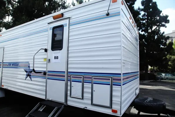 Bryanboy's trailer at America's Next Top Model Cycle 19