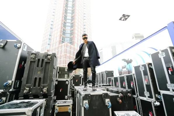 Bryanboy at Festhalle Frankfurt for 2012 MTV Europe Music Awards
