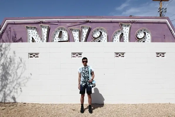 Bryanboy in Nevada
