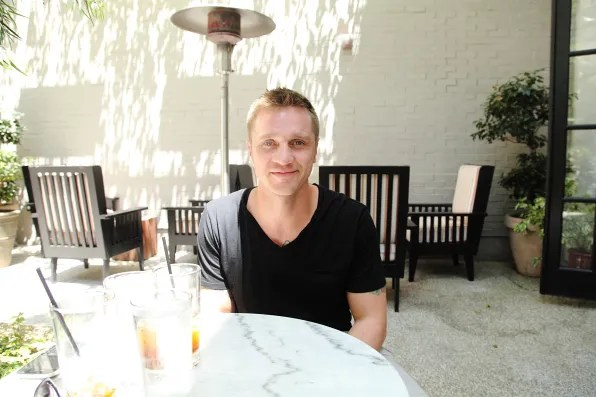 Devon Sawa in Los Angeles