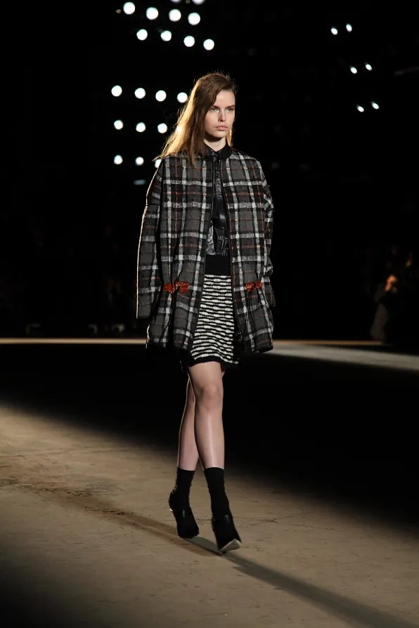 Edun fashion show autumn winter 2012 new york