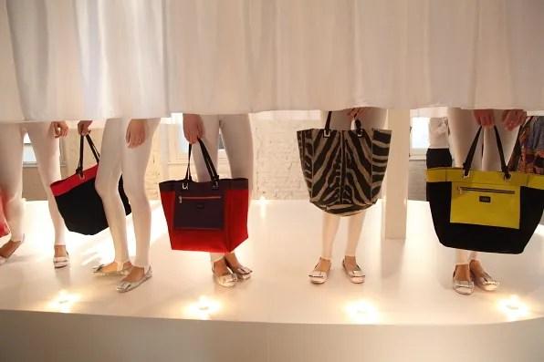 Furla and I tote bags