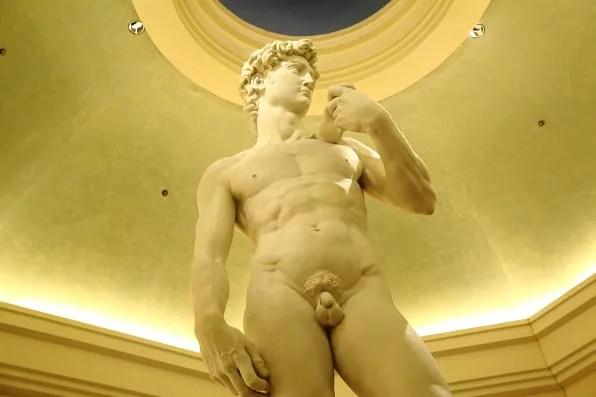 Caesar statue at Ceasar's Palace Las Vegas