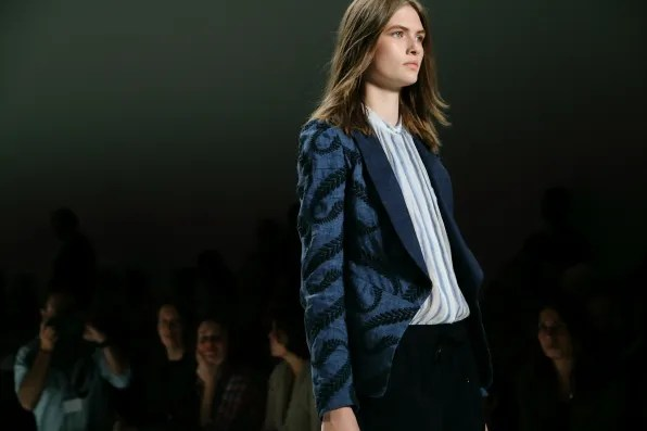 Vanessa Bruno spring summer 2013 jacket