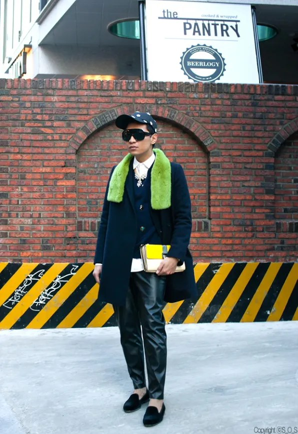 Bryanboy in Seoul, South Korea