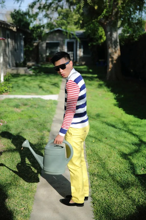 Bryanboy in Fullerton, California