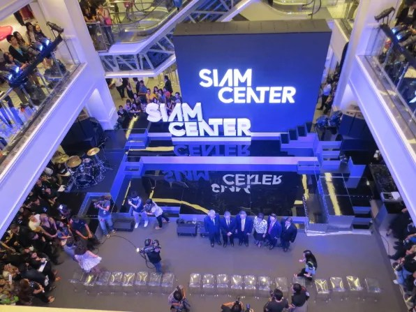 Siam Center Bangkom Reopening