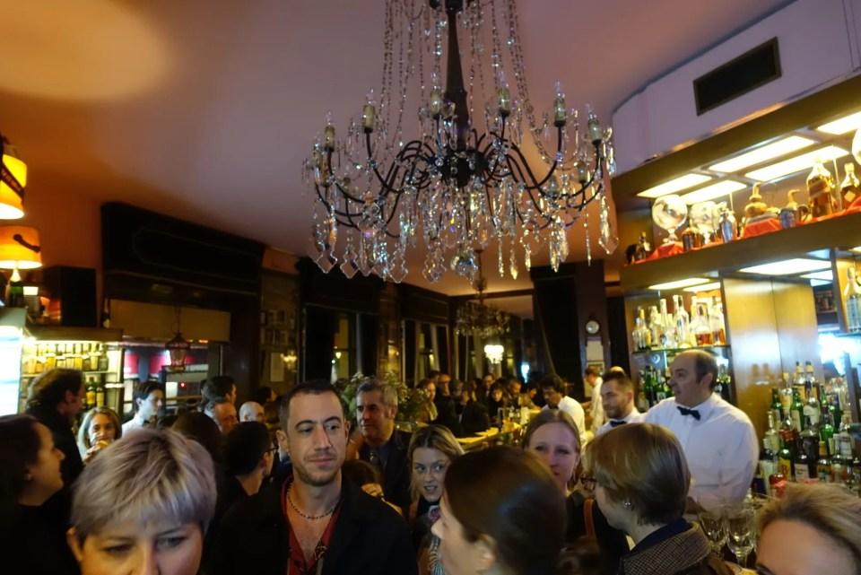 Inside Bar Basso, Milan
