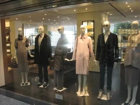 Marc Jacobs Landmark, Hong Kong