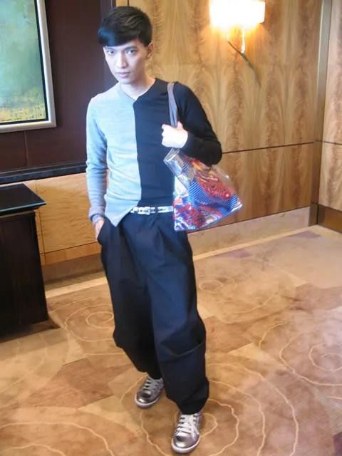 Issey Miyake Pleats Please Tote Bag
