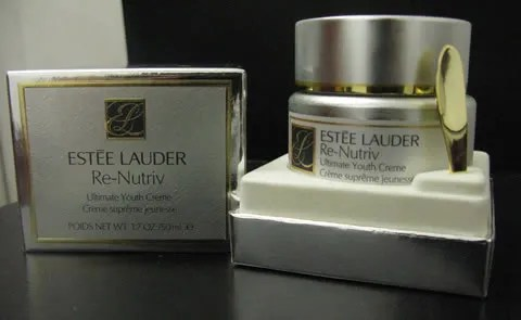 Estee Lauder Re-Nutriv Ultimate Youth Creme Jar 50ml