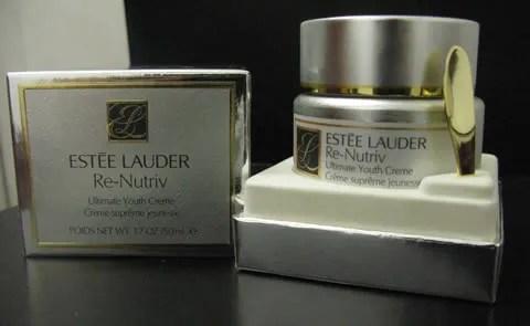 Estee Lauder Re-Nutriv Ultimate Youth Creme Jar 50ml