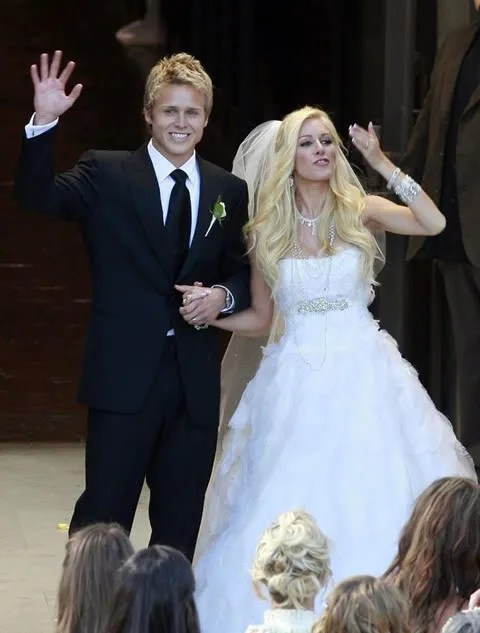 Heidi Montag and Spencer Pratt Wedding Photos