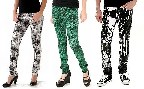 Hot Topic Skinny Jeans