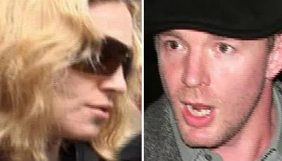 Madonna, Guy Ritchie Divorce