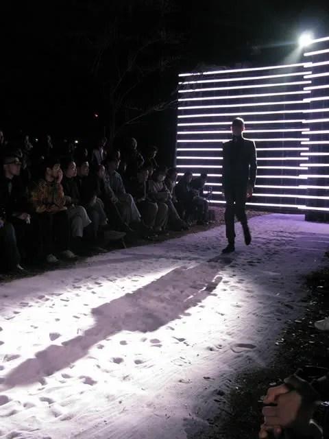 John Lawrence Sullivan Fashion Show Tokyo