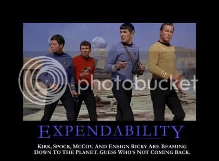 expendability