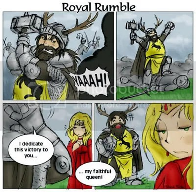 A Feast for Crows VII - Royal Rumble