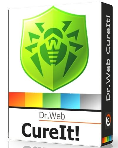 Dr.Web CureIt!  6.00.16 Portátil DC 2012/03/25