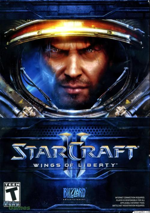 StarCraft II: Wings of Liberty (2010) Proper-Razor1911 + Update 1.4.0