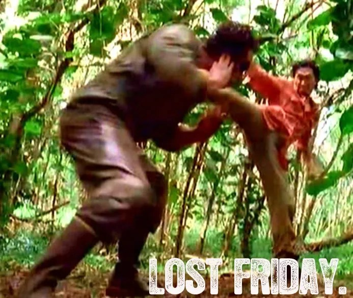 Lost Friday - D.O.C.
