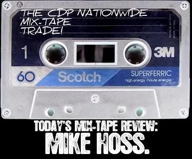 Mix-Tape Trade Wrap Party - Mike Hoss.