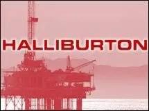 Halliburton.