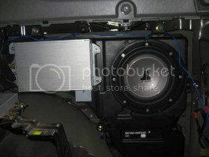 Replaced JBL SubAdded Amp: Install PicsInfo  Page 27