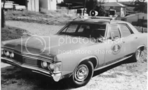 The Year Is  1969   Random Car Showcase   Cheers and Gears 1969 Mercury Monterey      1969MercuryMontereyPoliceCar jpg
