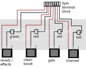 randall footswitch schematic?  Ultimate Guitar