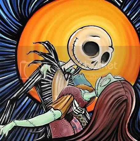 jack & sally Pictures, Images and Photos