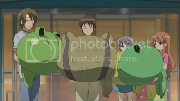 Image result for the melancholy of haruhi suzumiya endless eight