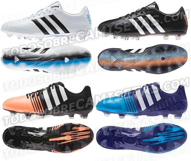 Las espectaculares botas que sacará Adidas en 2015