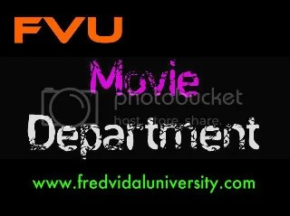Movie Department working on Fred Vidals New Super Movie Project