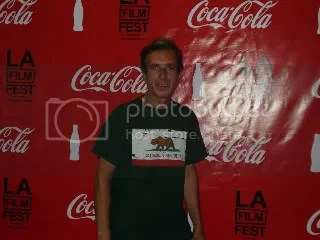 This is Frederic Vidal Red Carpet (LA FILM FEST - Coca-Cola). Picture by Frederic Vidal Fan / Evidence (a Timeframes publication). https://sites.google.com/site/timeframesllc