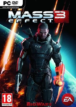 Mass Effect 3 (2012/RUS/ENG/RePack)