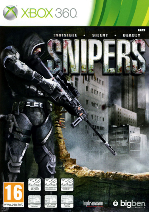Snipers (2012) PAL.XBOX360-COMPLEX