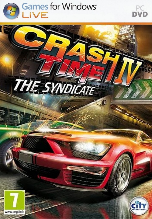 Crash Time 4: The Syndicate (2011) FLT