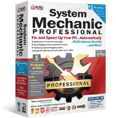 System Mechanic Professional 10.8.3.51