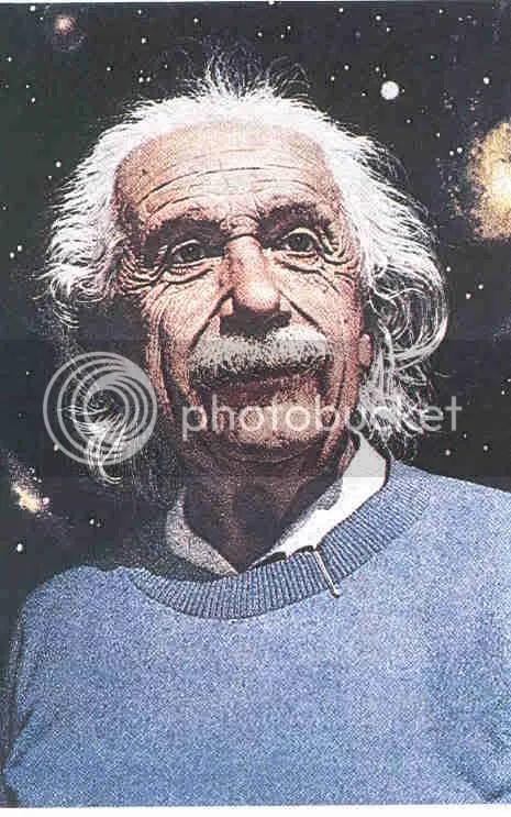 Albert Einstein (1879-1955 ). Retrato de Jean-Leon Huens, @ National Geographic Society. Su interés latente por la ciencia se despertó a los doce años al leer un libro de divulgación científica que le regaló un estudiante indigente llamado Max Talmey, al que los padres de Einstein habían invitado a cenar en un acto de caridad y compasión.