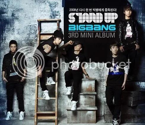 Big Bang 3rd mini Album