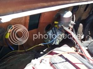 Help, starter solenoidwiring problem  Ford Bronco Forum